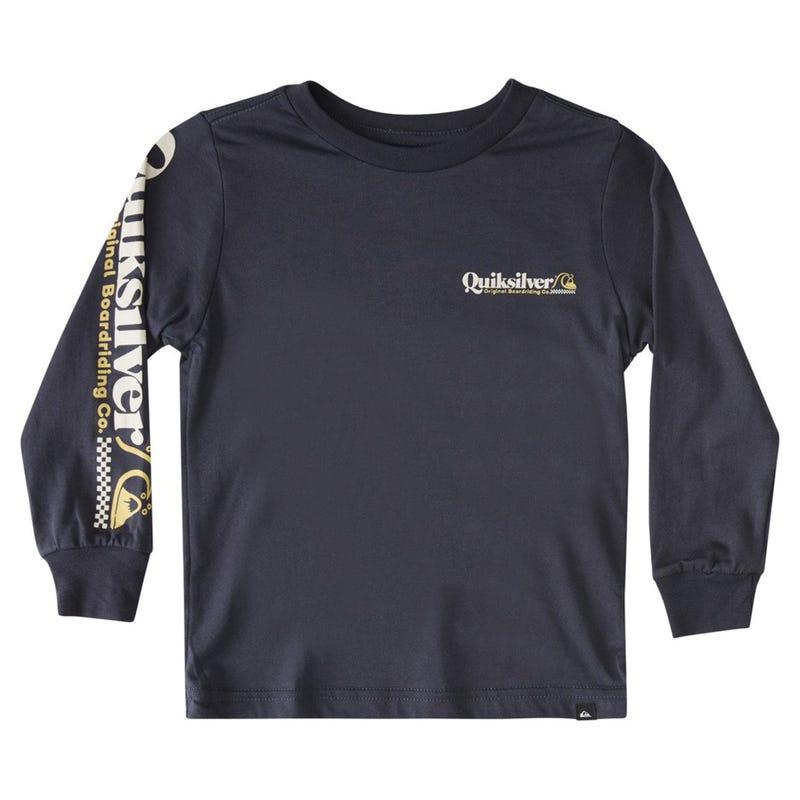 Check Yo Self Long Sleeves T-shirt 2-7