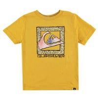 T-shirt Boxed Logo 4-7ans