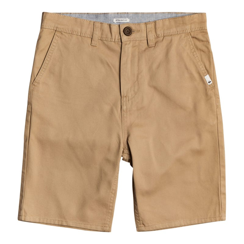 Everyday Chino Shorts 8-16y