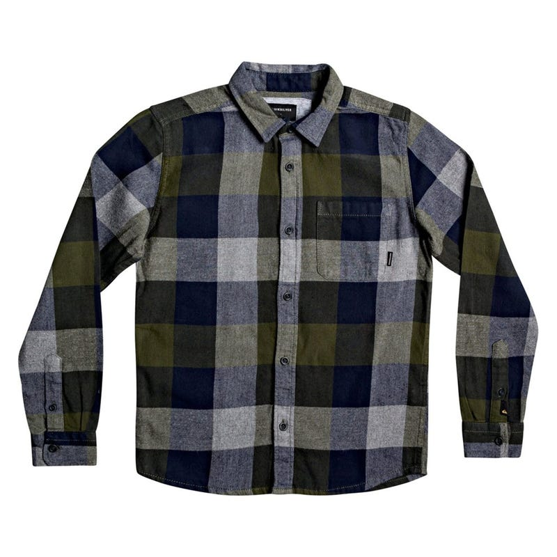 Chemise Manches Longues Motherfly 8-16ans