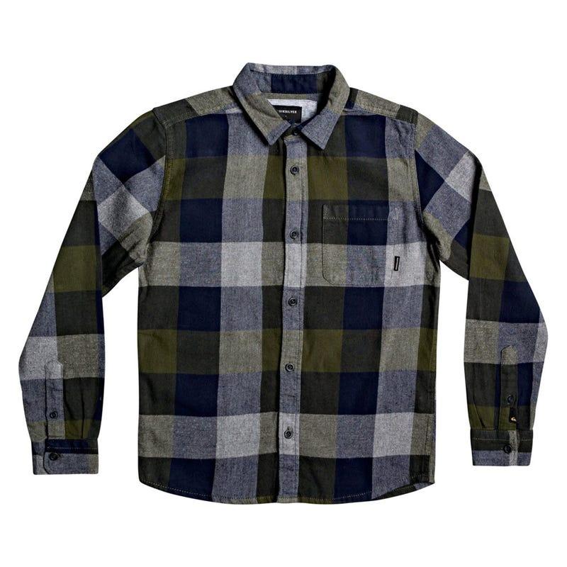 Motherfly L/S Shirt 8-16