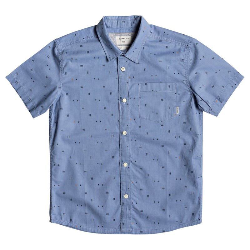 Rock The Road Short Sleeve Shirt 8-16y