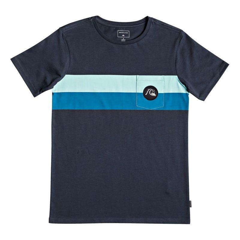 T-Shirt à Poche Season 10-16ans