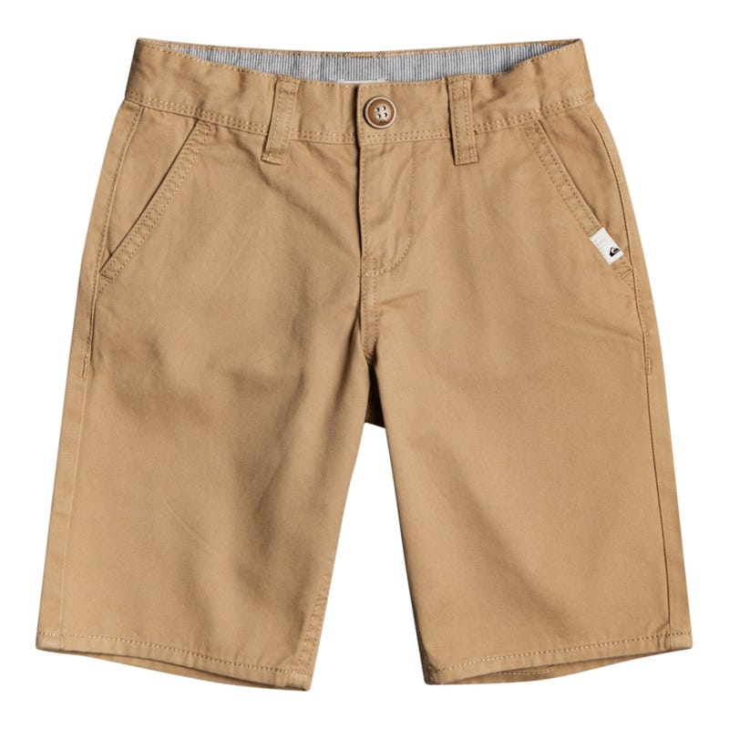 Everyday Chino Shorts 4-7y