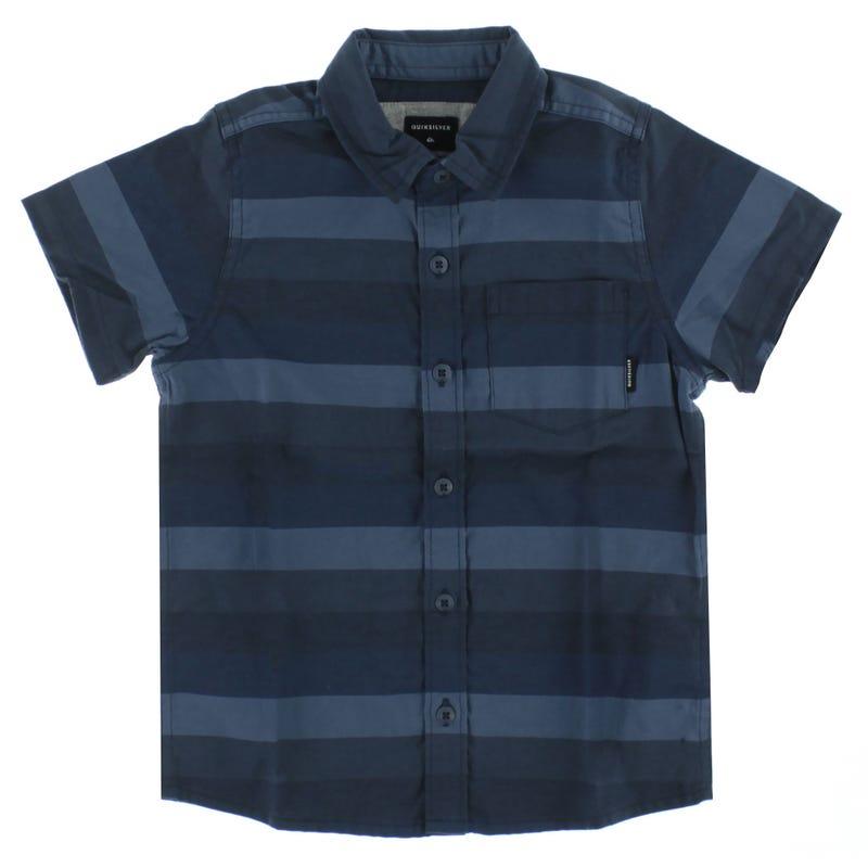 Hotel Diva Short Sleeve Shirt 4-7y