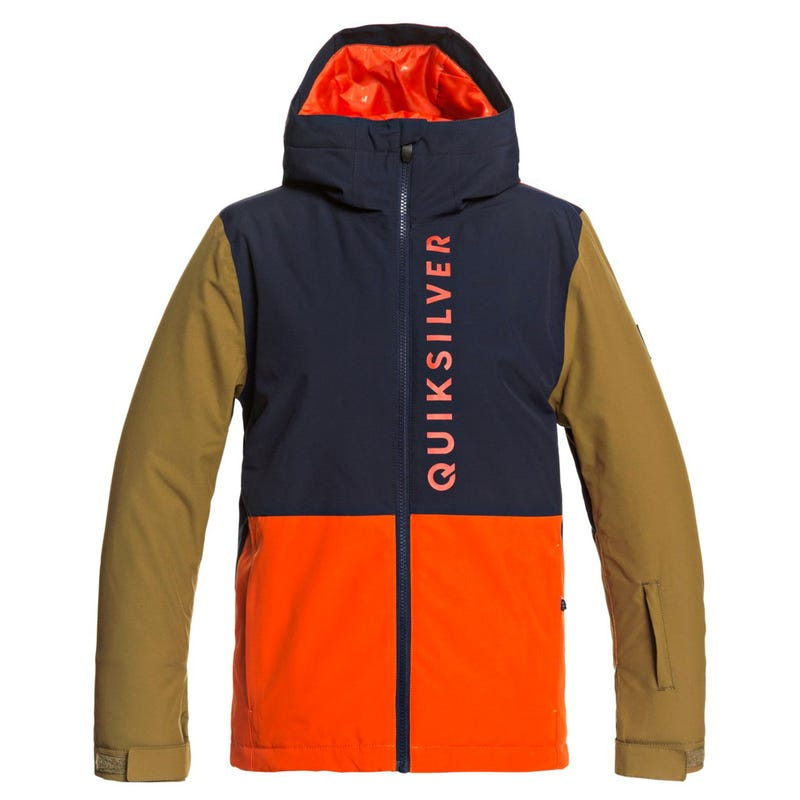 Side Hit Youth Jacket 10-16