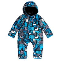 Baby Quiksilver Snowsuit 3-24m