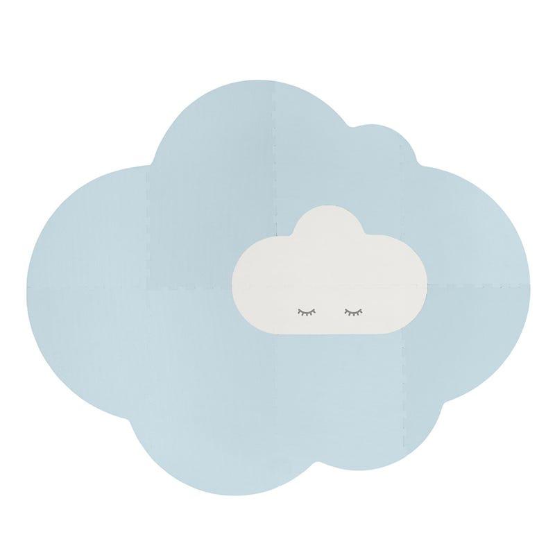 Playmat Large - Cloud Blue