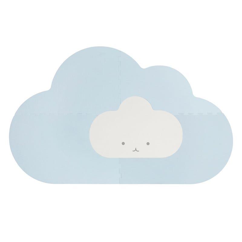 Platmat Small - Cloud Blue