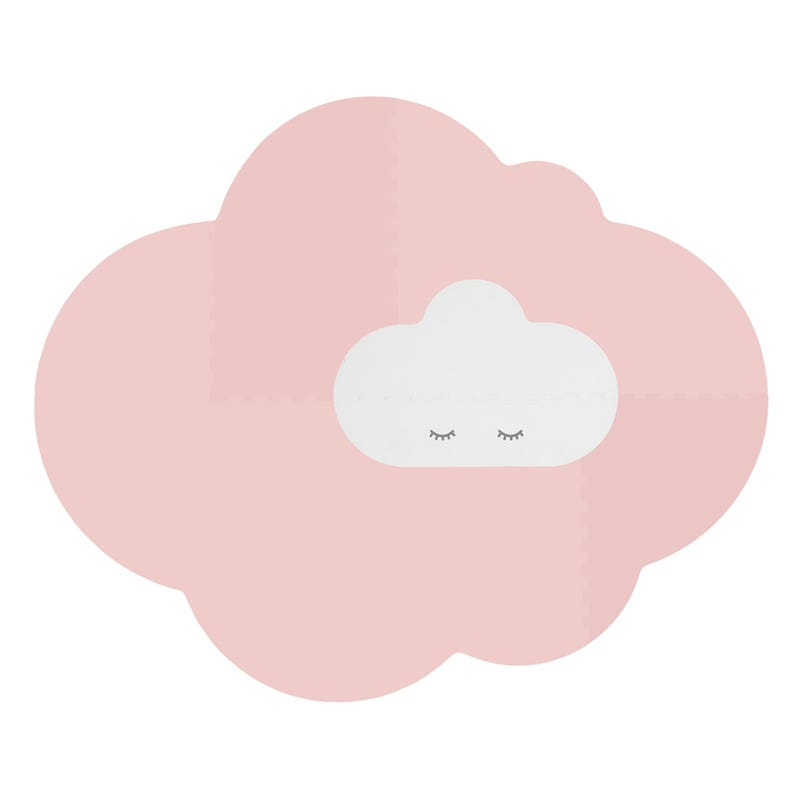 Playmat Large - Cloud Pink