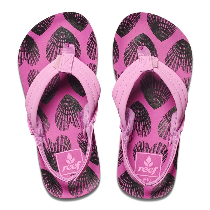 Sandal Little Ahi Heart Sizes 3-12