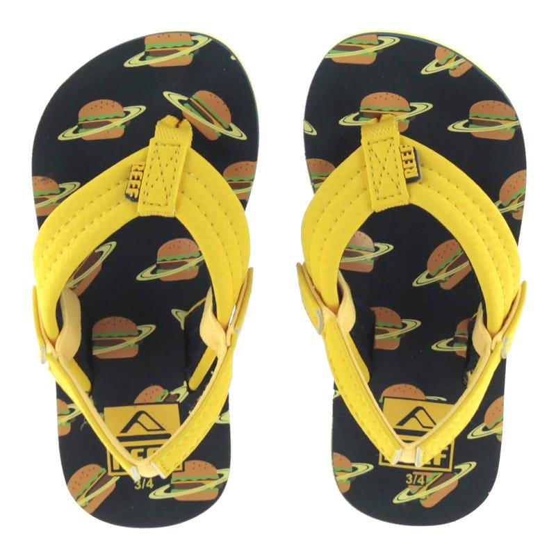 Sandale Little Ahi Burger Pointures 3-12