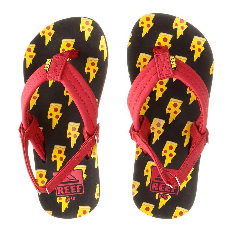 Sandal Little Ahi Pizza Sizes 3-12