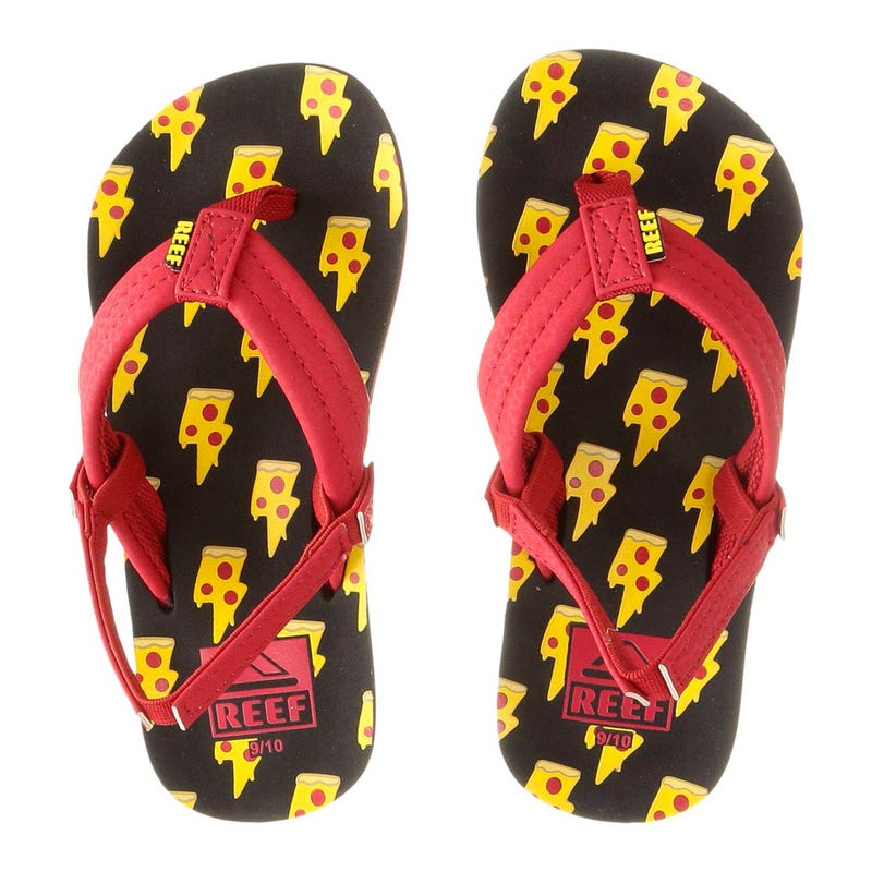 Sandal Little Ahi Pizza Sizes 3-12