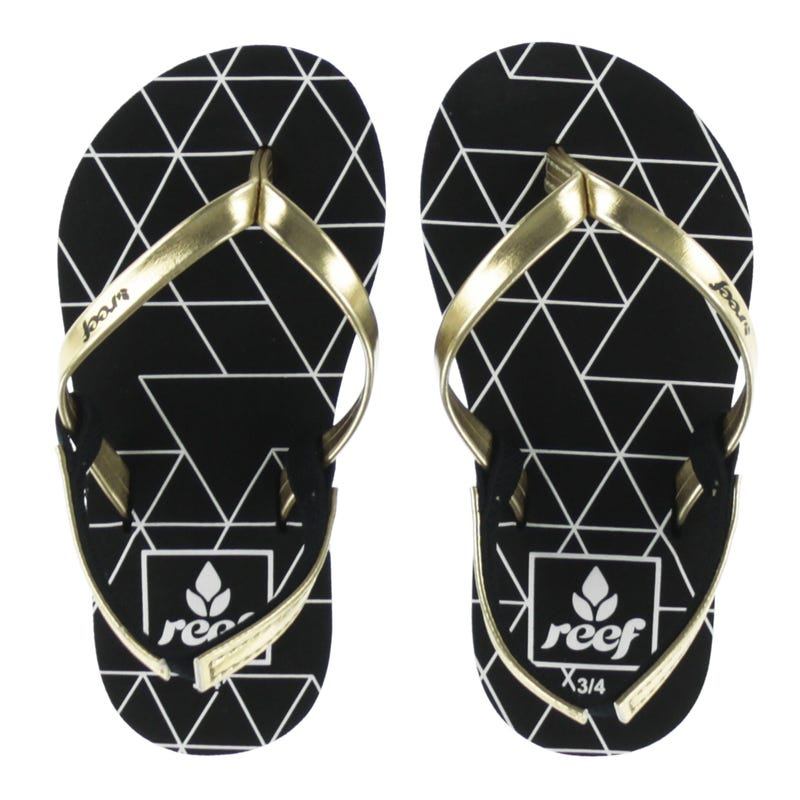Sandal Bliss-Full Gold Sizes 3-12