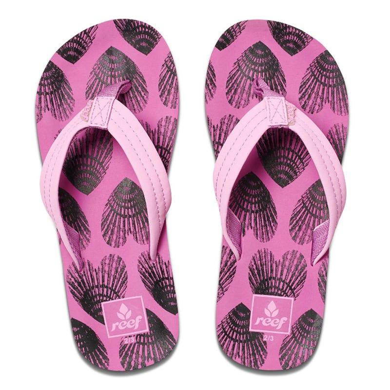 Sandal Ahi Heart Sizes 13-7