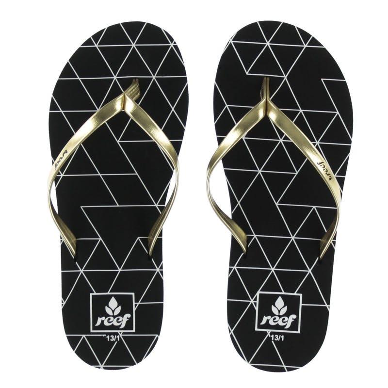 Sandal Bliss-Full Gold Sizes 13-7