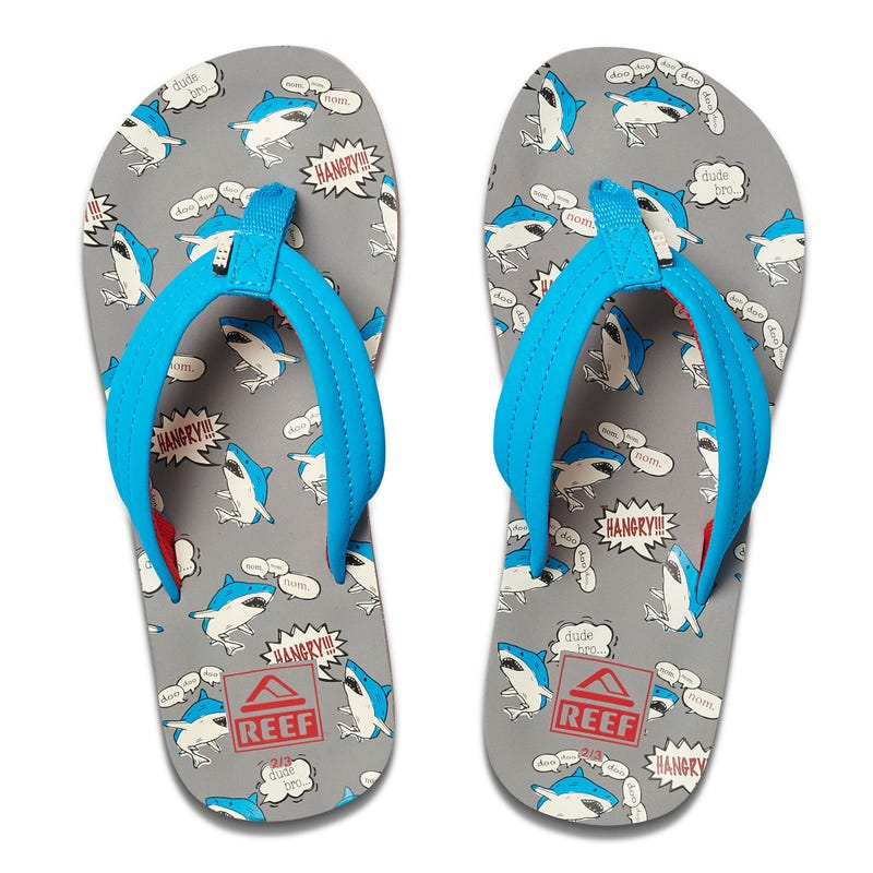 Sandal Kids Ahi Nom Nom Sizes 13-7