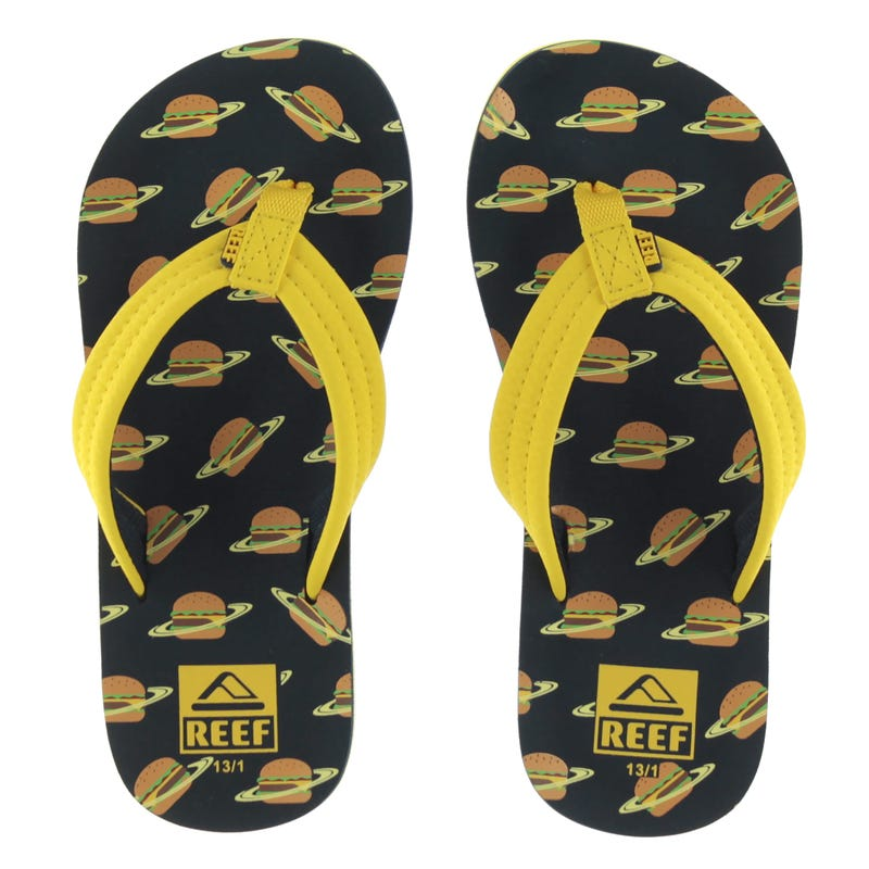 Sandal Ahi Burger Sizes 13-7