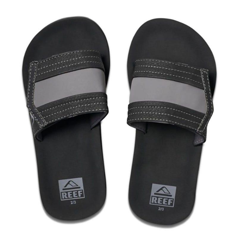 Sandal Ahi Slide Sizes 13-7 -  Black