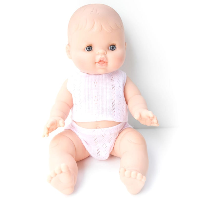 Paola Reina Doll Baby Rose