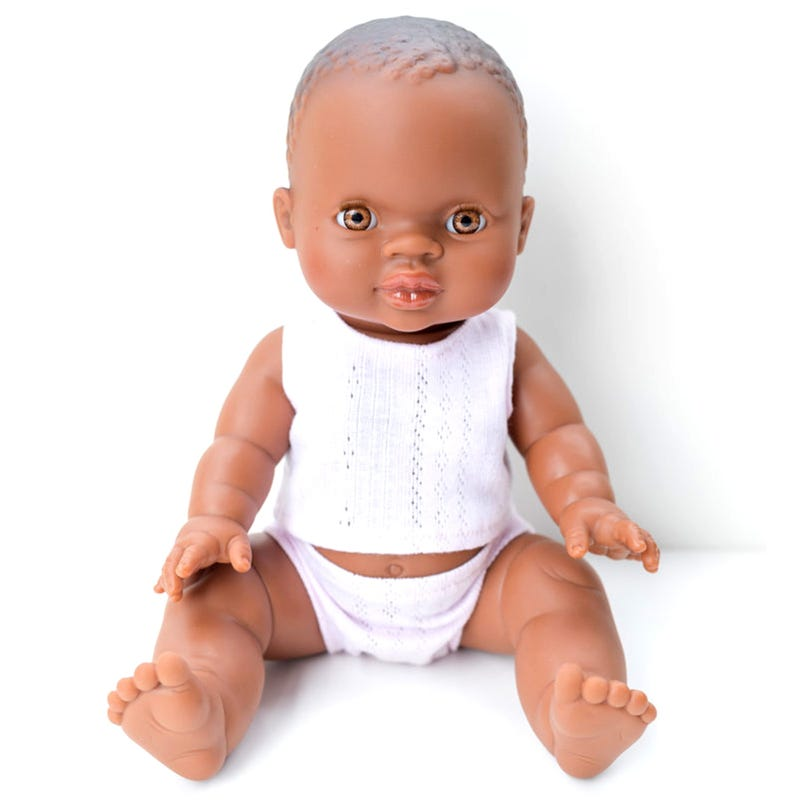 Paola Reina Doll Baby Ruby