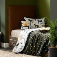 DreamIt Twin Comforter - Safari Wild Cats