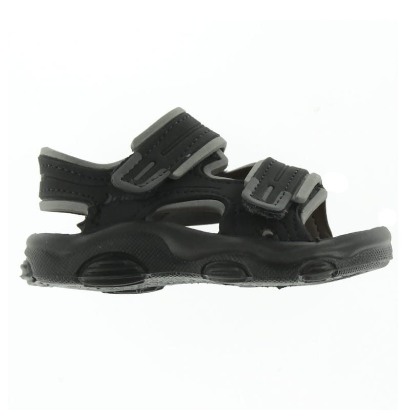 Sandal Rs 2 Iv Sizes 5-9 - Black