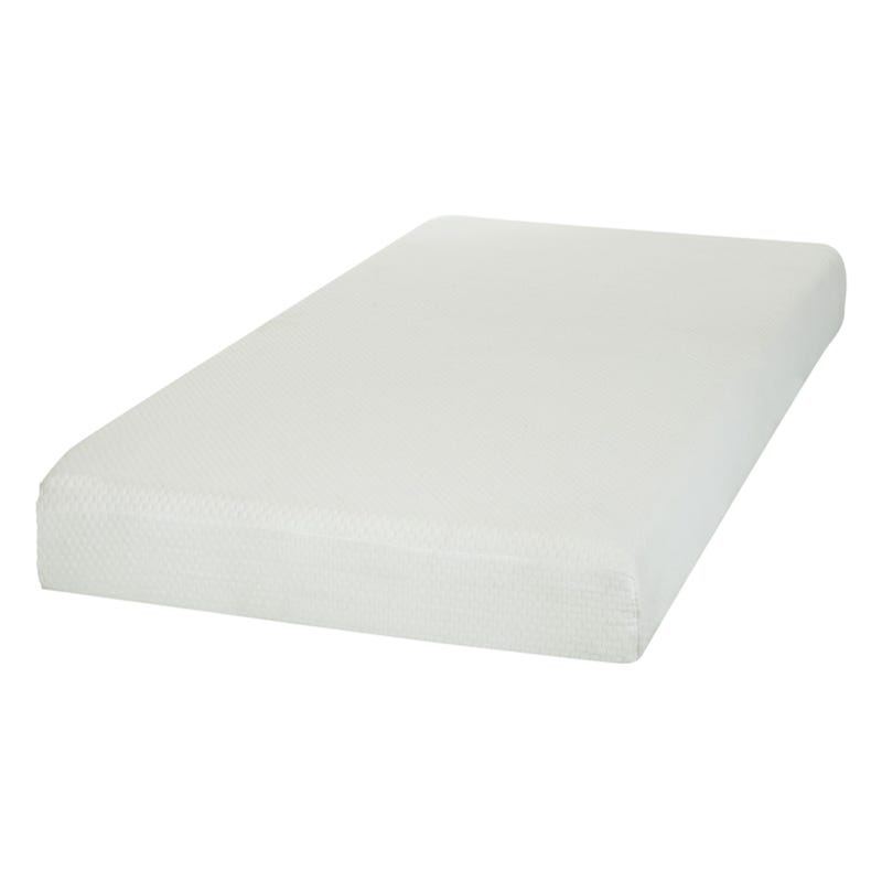 Matelas Simple Mousse Mémoire 6'' Somea - Blanc