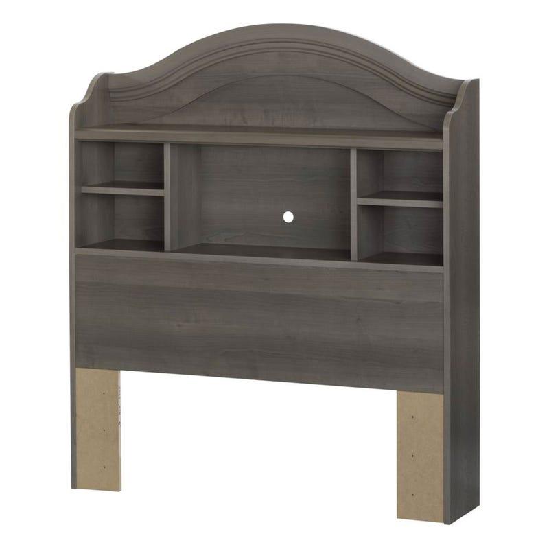 Twin Bed Headboard Savannah - Grey Maple