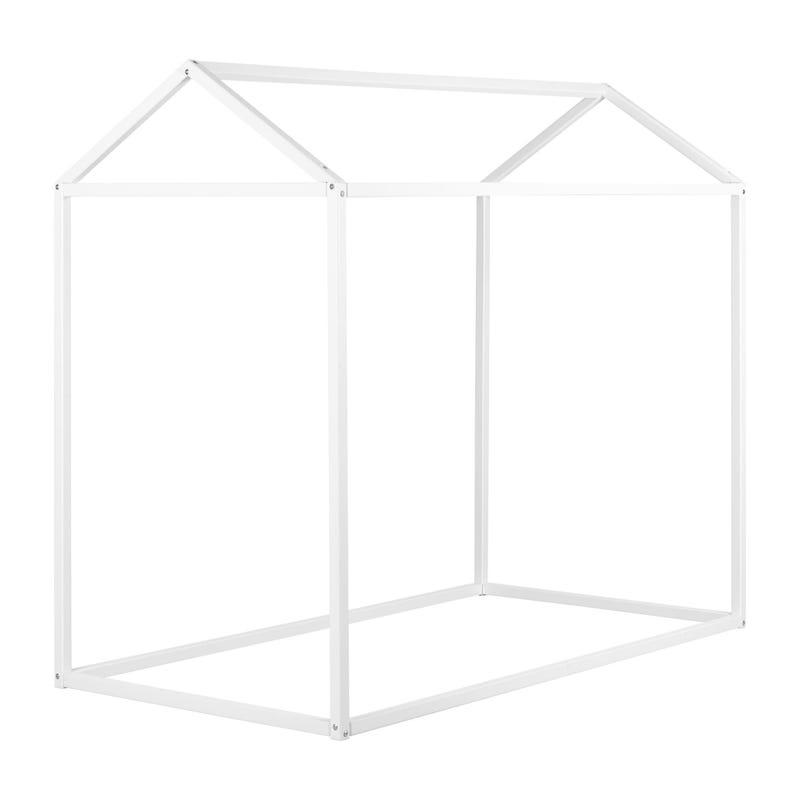 Maison de Lit Sweedi - Blanc