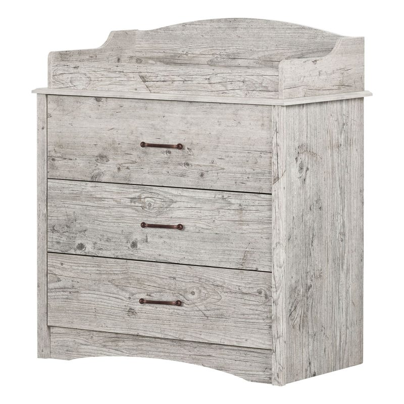 Changing Table with Drawers - Helson Seaside Pine