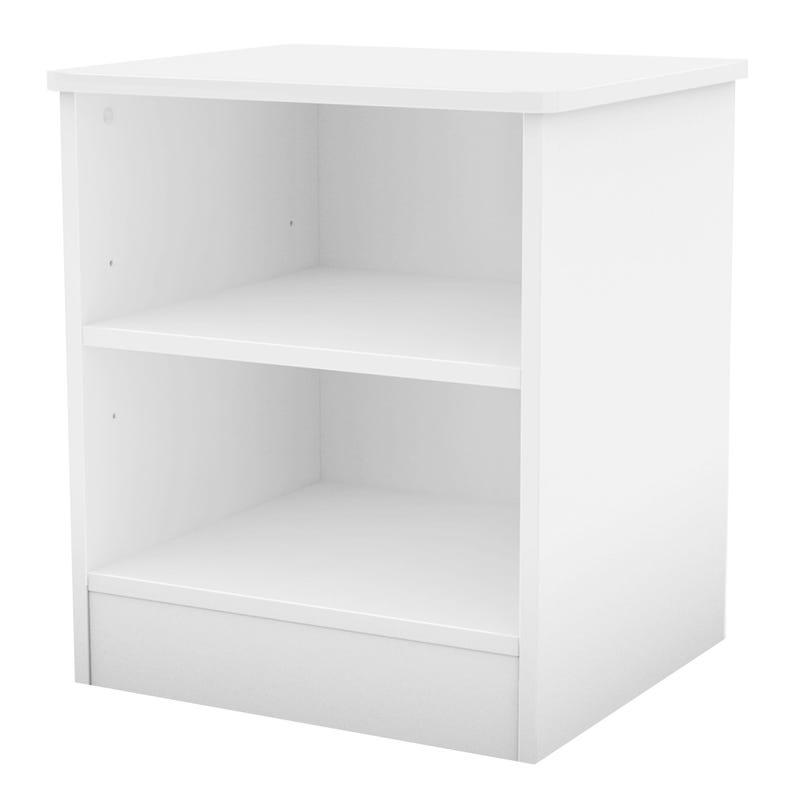 Table de nuit Libra - Blanc