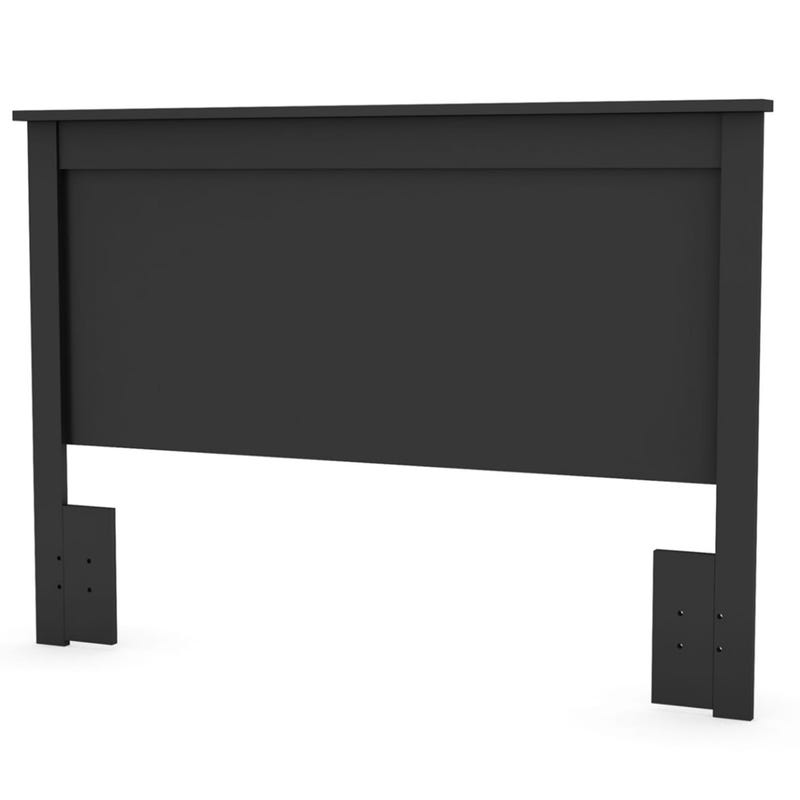 Vito Double Headboard - Pure Black