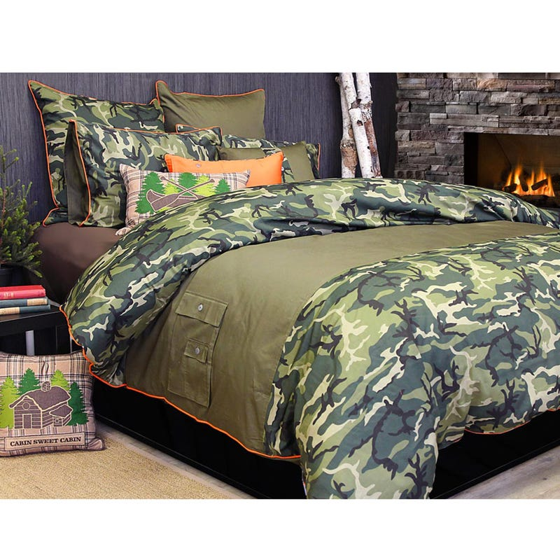 Housse 39 Co Glenroy-Camo