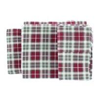 Flannel Sheet Set - Rosen