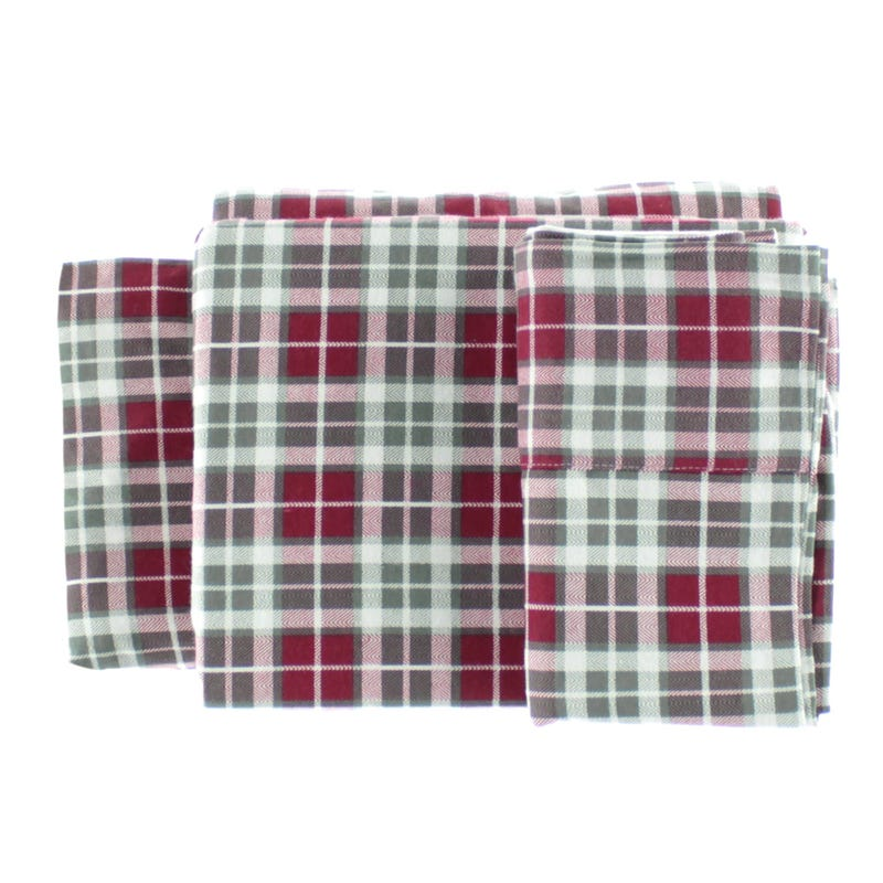 Flannel Sheet Set - Rosen
