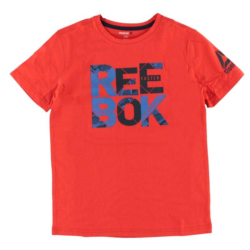 T-Shirt Reebok 8-20ans