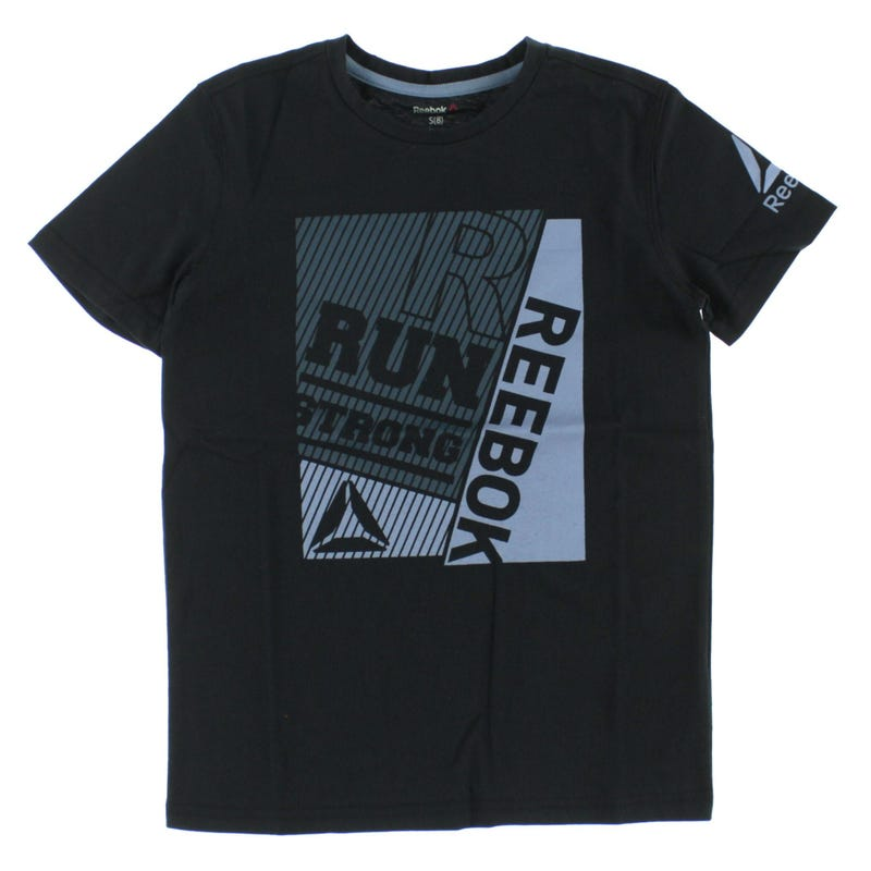 T-Shirt Run Reebok 8-20ans