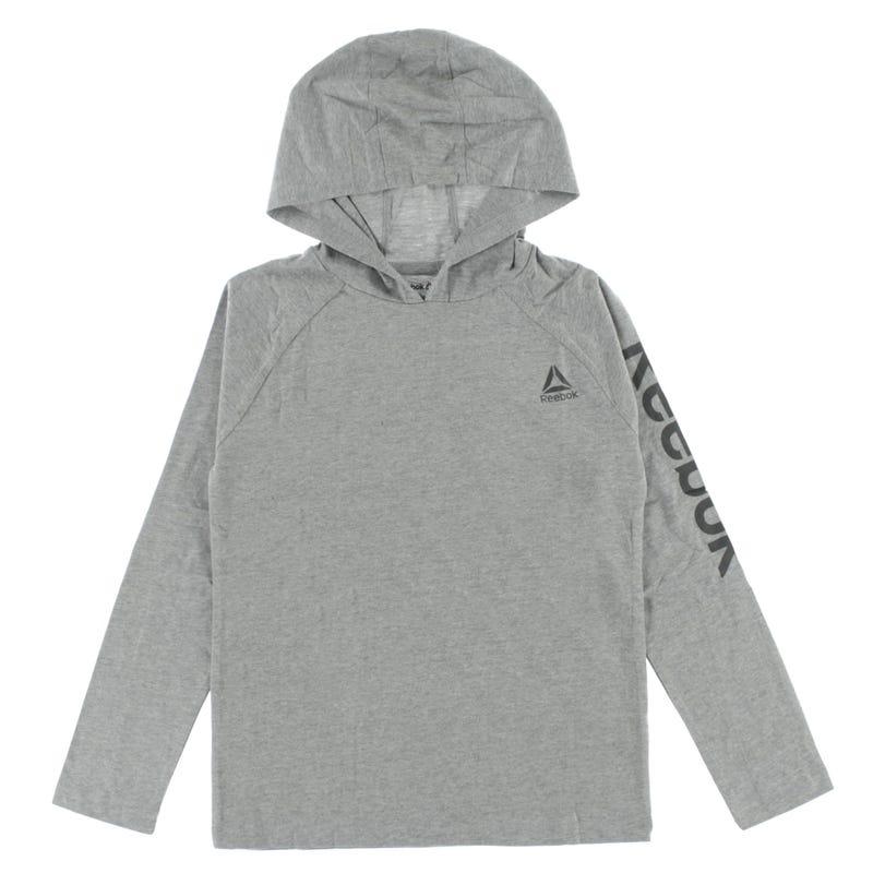 Ls Marled Long Sleeve T-Shirt 8-20y