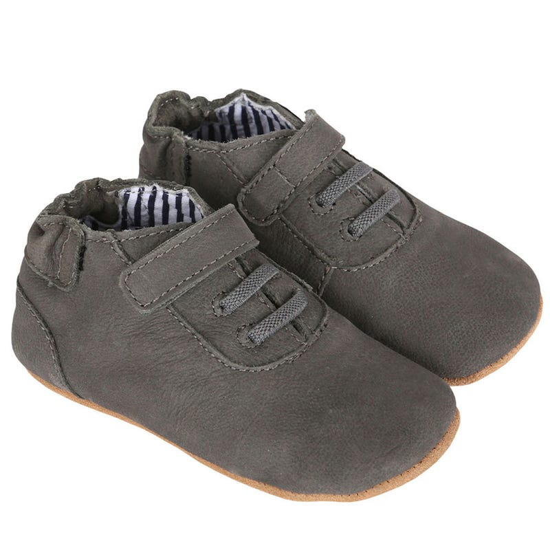 Shoe George Grey 3-24months