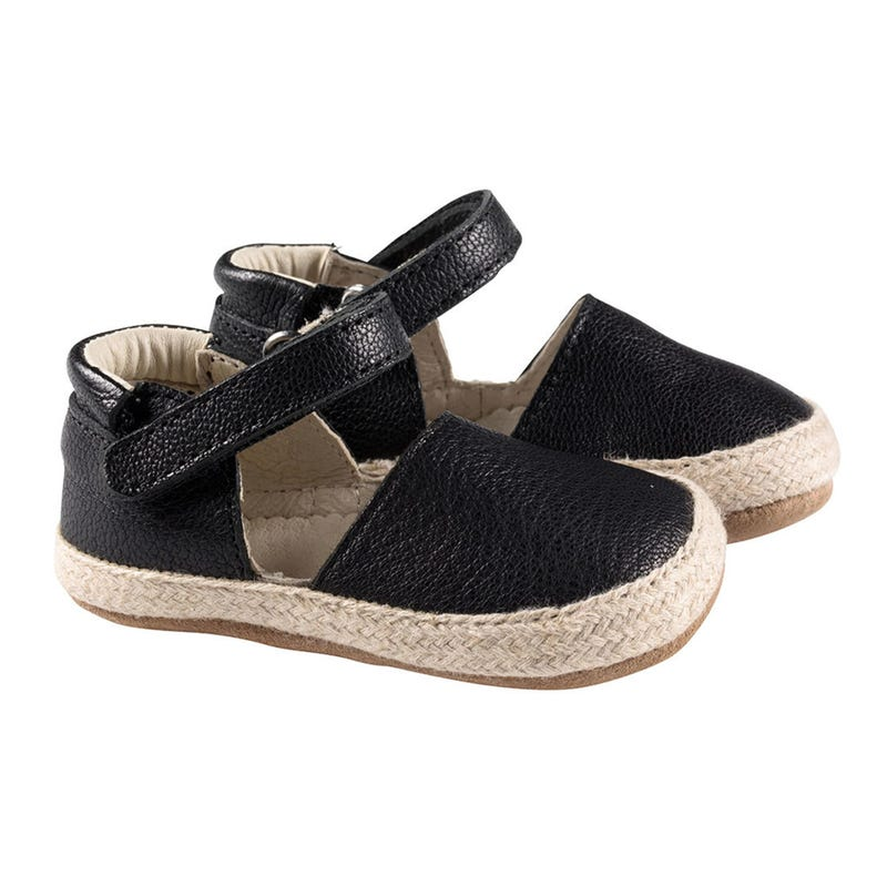 Shoe Kelly Espa Black 3-18m