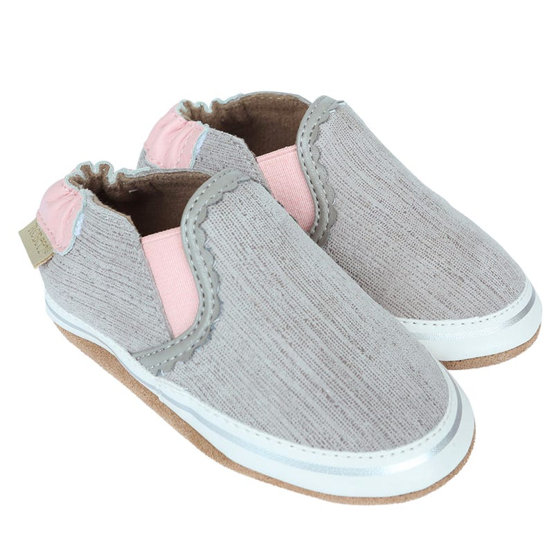 Shoe Pop of Pink Liam 0-24M
