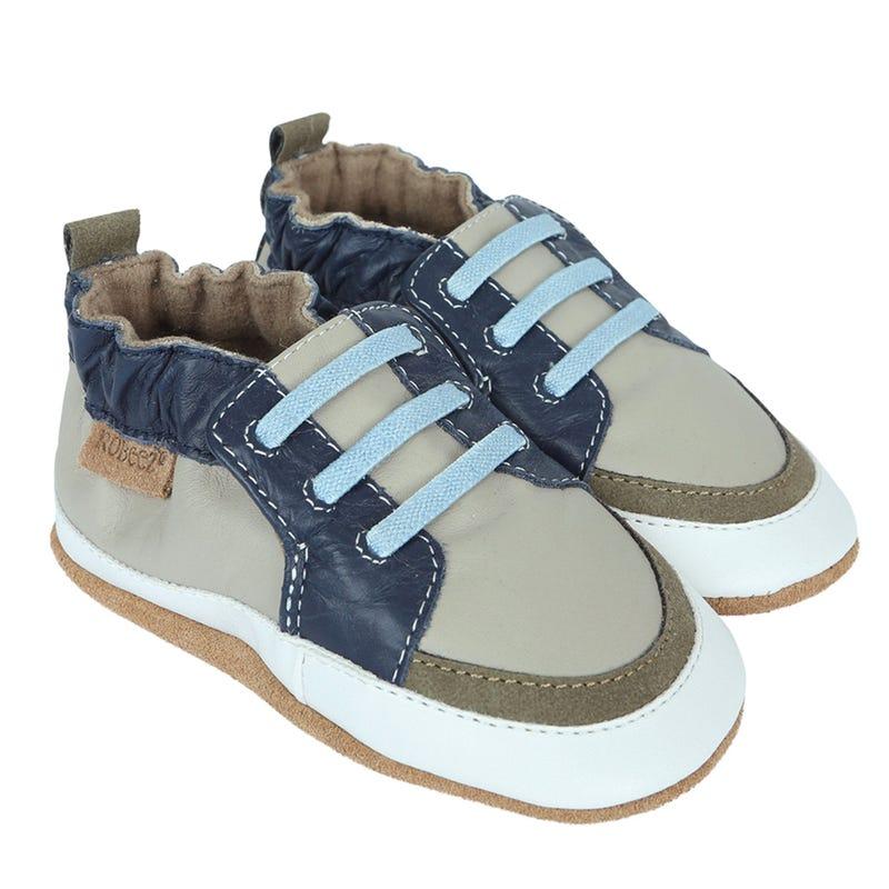 Arthur Shoes 0-24m - Grey