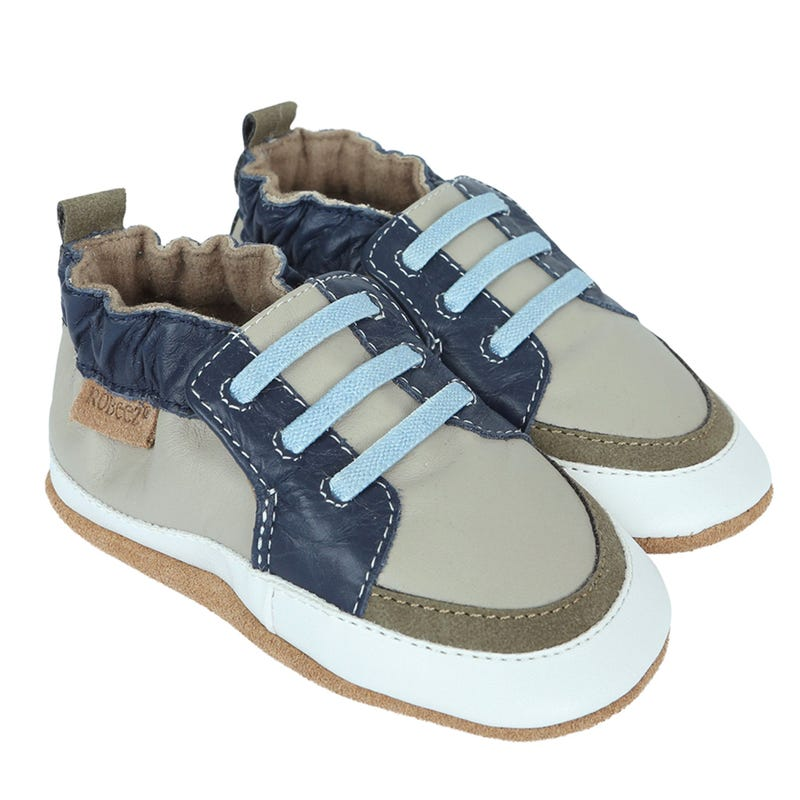 Shoe Trendy Arthur Grey 0-24m