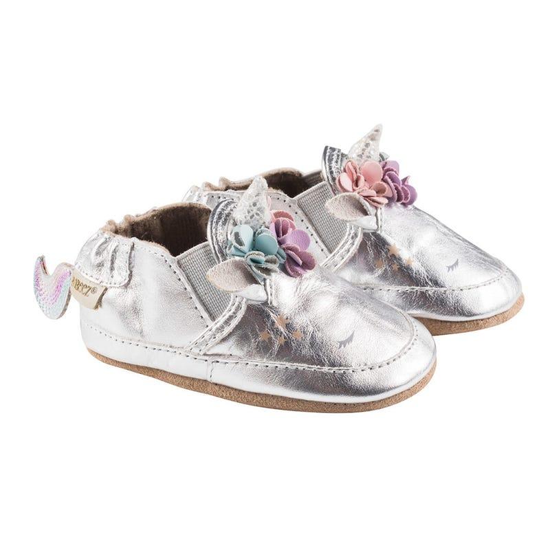 Shoe Uma Unicorn 0-18m - Silver