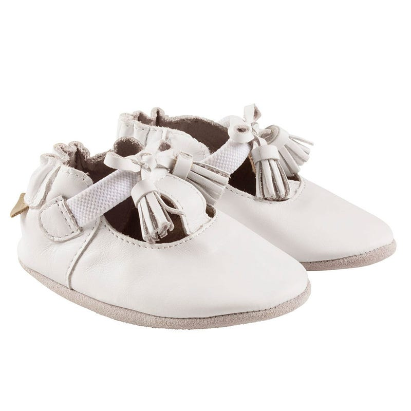Shoe Meghan White 0-24m