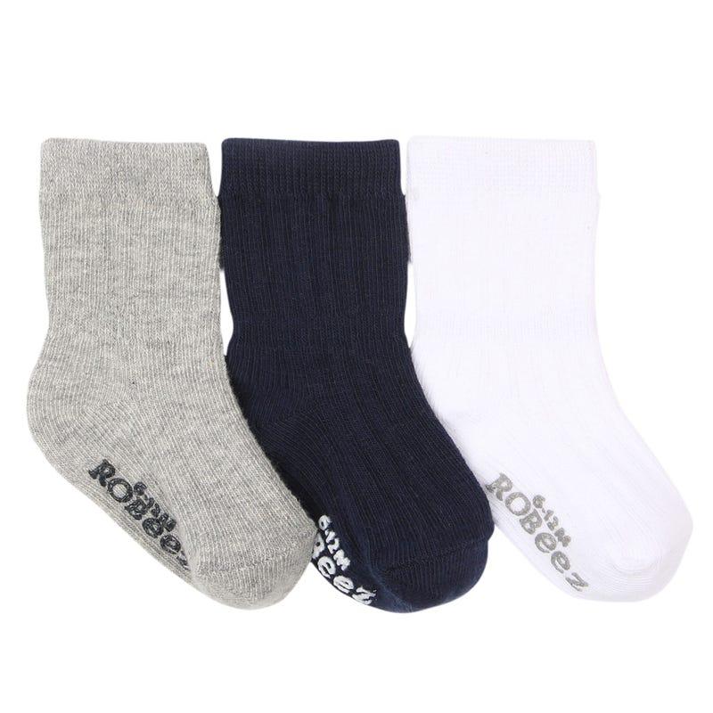 Basic Anti Slip Socks 6-24m