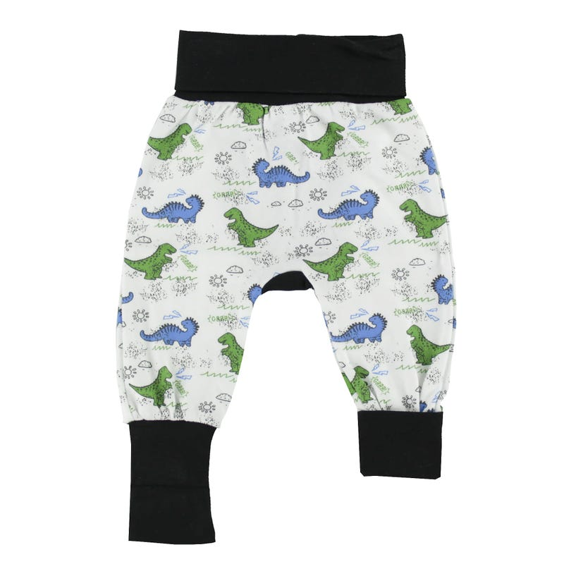 Dino evolutive pants 0-6m and Up