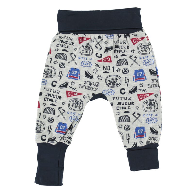 Hockey evolutive pants 0-6m and Up